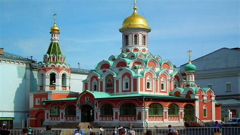 kazan cathedral moscow  wallpaperscom