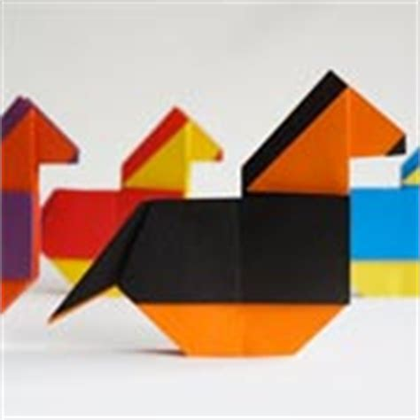Cool Origami Toys - cool origami toys and figures origami