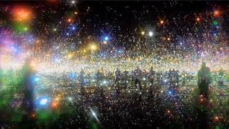 Infinity Mirrored Room By Yayoi Kusama Yayoi Kusama Infinity Mirrored Room