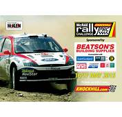 Group B Monsters Set For McRae Rally Challenge  Knockhill