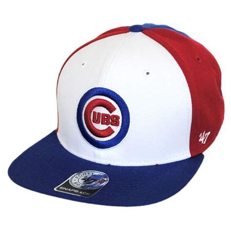 47 brand chicago cubs mlb amble snapback baseball cap mlb