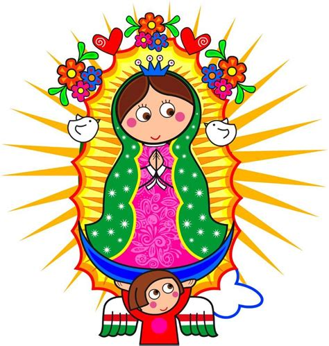 imagenes de la virgen de guadalupe en caricatura para niños 1000 images about distroller on pinterest angeles