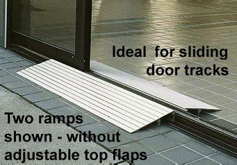Threshold Ramp   EZ Access Aluminum Threshold Ramps