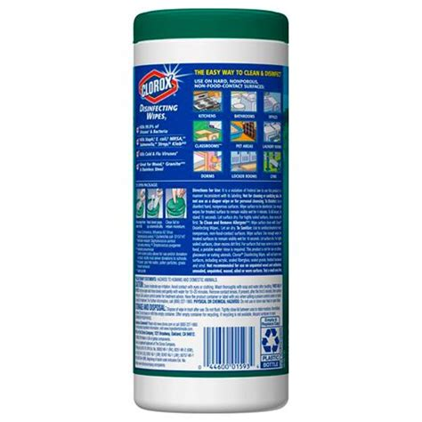 buy clorox disinfecting wipes fresh scent  pcs    price bigbasket