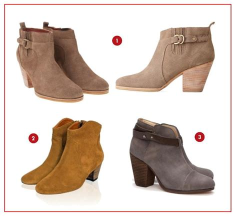 type of boots for ankle boots for their types
