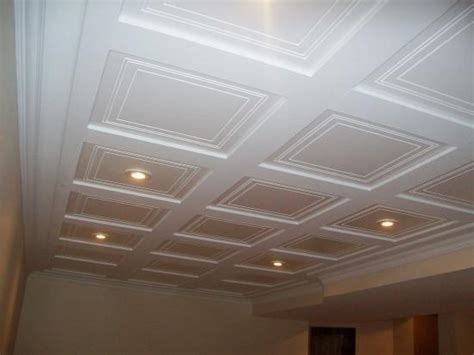 basement ceiling tiles new basement ceiling doityourself