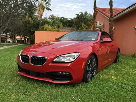 2016 Bmw 650i Convertible by Test Drive Review Of The 2016 Bmw 650i Convertible
