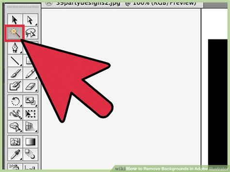 how to remove background in illustrator how to remove backgrounds in adobe illustrator with pictures