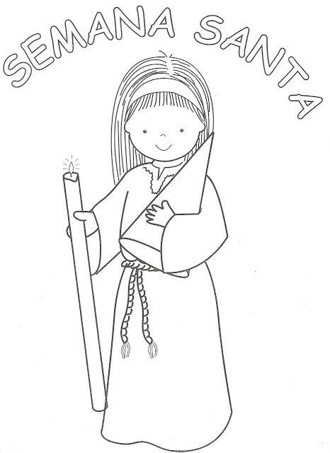dibujos infantiles para colorear semana santa dibujos cat 243 licos semana santa para colorear colorear