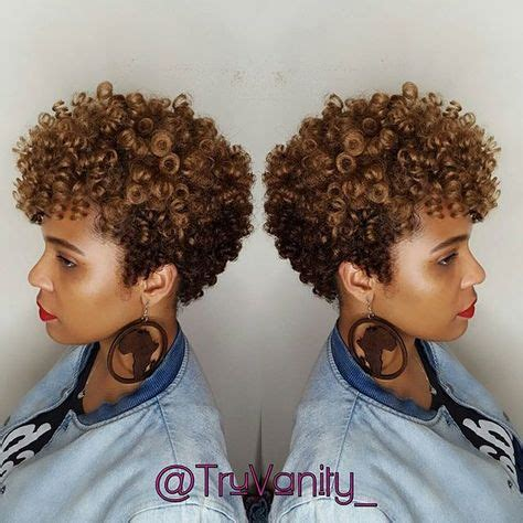 crochet braids on tapered haircut earrings being bald pinterest hair journey healthy