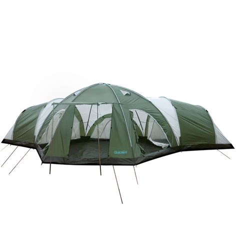 4 room tent quictent peaktop reviews 8 4 room dome family cing tents quictents