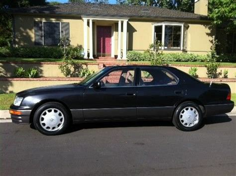 Awesome Ls For Sale by Buy Used Awesome Dependable 1995 Lexus Ls400 For Sale In