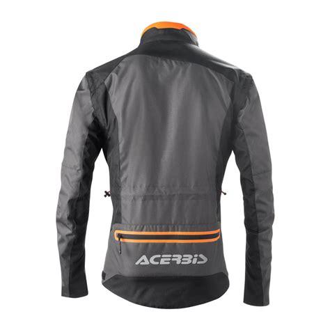 Motorrad Fahren Mit Normaler Jacke by Acerbis Enduro Jacke Enduro One Schwarz Fluo Orange Ebay