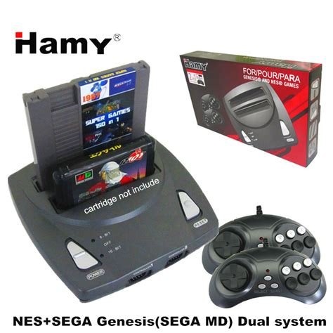 best sega console aliexpress buy hamy top quality nes sega genesis md