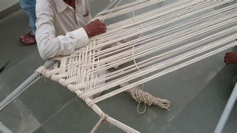 how is an bed how to make rope bed khatlo charpoy