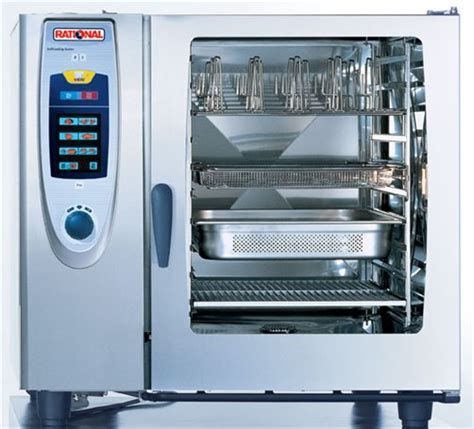 cuisine rational rational scc102e self cooking center 102 electric 10 grid