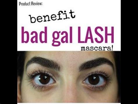 Buzz Bad Gal Mascara by Product Review Benefit Bad Gal Lash Mascara