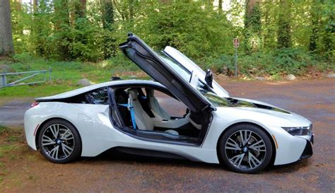 bmw open car price bmw i8 test drive nikjmiles