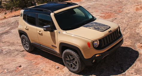 New Jeep Model Jeep S New 2017 Renegade Deserthawk Altitude Models To