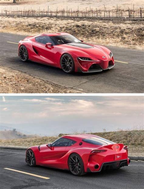 Toyota Supra Concept Toyota Supra Concept