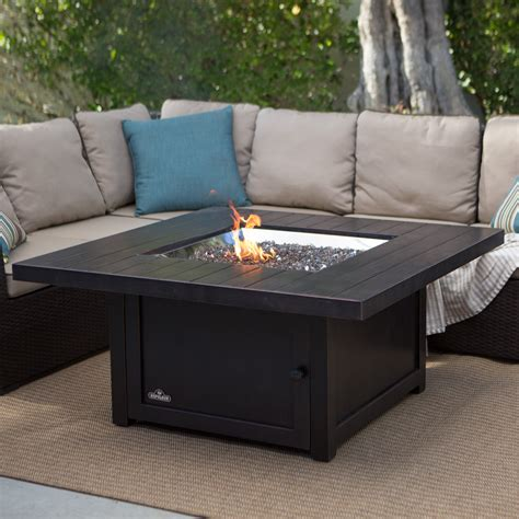 hayneedle pit table to it napoleon square propane pit table