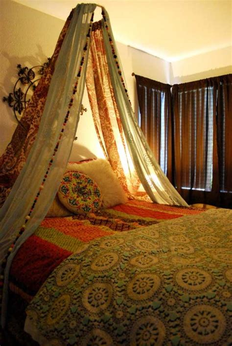how to hang curtains on a canopy bed 20 magical diy bed canopy ideas will make you sleep