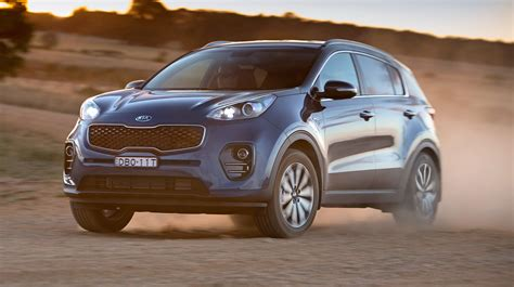 review of kia 2016 kia sportage review caradvice
