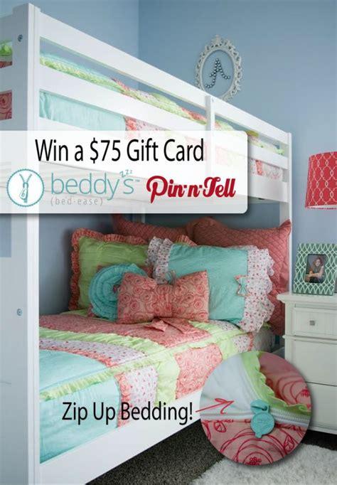 zip up bedding beddy s zip up bedding giveaway