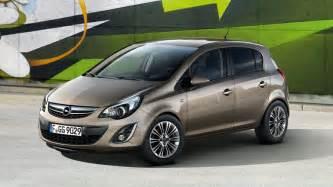 Opel Corsa Pictures Exterior Design