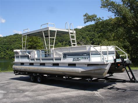 pontoon boats hard tops sylvan 828 supreme hardtop boat for sale from usa