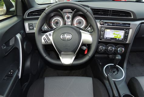 2015 Scion Tc Interior by 2015 Scion Tc Review Wheels Ca