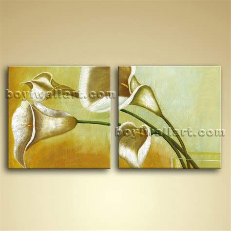 abstract bathroom art contemporary abstract wall art oil floral painting