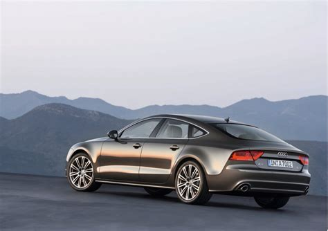 2012 Audi A7 Supercharged by 2012 Audi A7 Priced 59 250 For 310 Hp Supercharged V 6