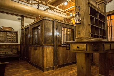 wild west home decor western bank heist picture of escape the room stl saint