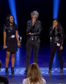 Sligh Of Relief Idol Contestant Kicked To The Curb by American Idol S Lectures Contestant In