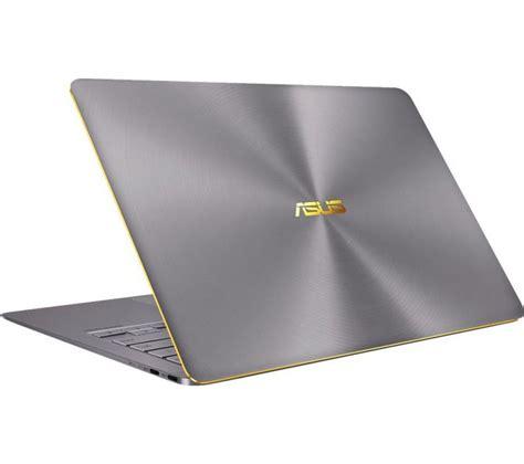 Laptop Asus Zenbook 3 Ux390ua Deluxe buy asus zenbook 3 deluxe ux490 14 quot laptop grey free