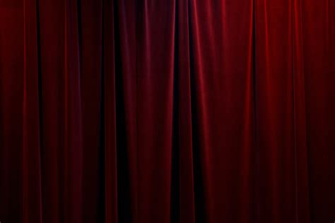red velvet drapes red bing images