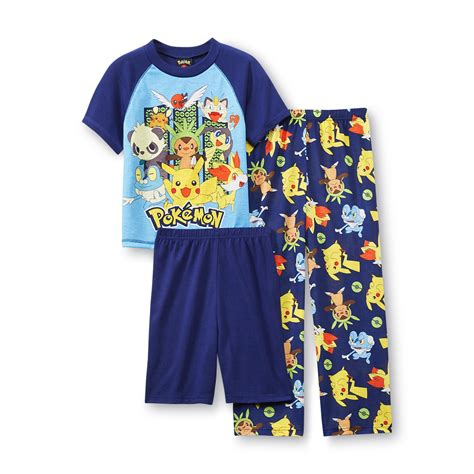 pajama shorts for boys nintendo boy s pajama shirt shorts