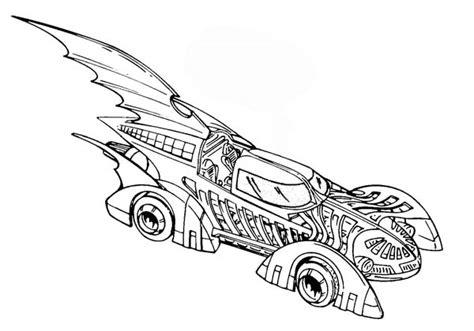 batman cars coloring pages batman forever batmobile schematics