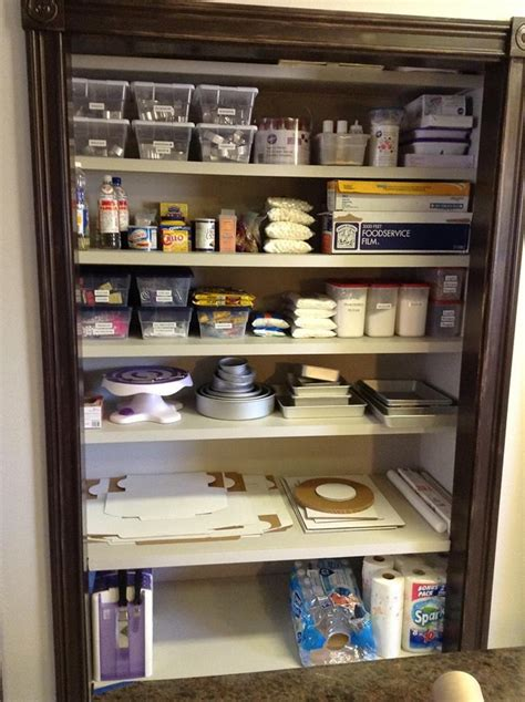 baking supply storage best 25 baking storage ideas on pinterest baking