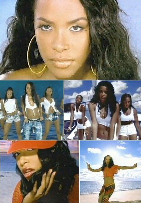 aaliyah rock the boat aaliyah s rock the boat video pics her final video