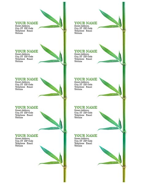 avery 5371 business card template word avery business card template 5371 images business cards