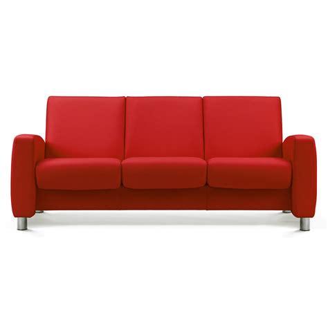 tomato couch stressless sofa 3 sitzer arion m niedrig tomato stahl
