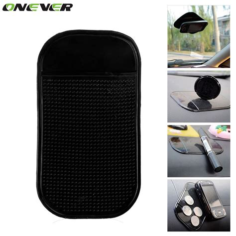 Car Anti Slip Mat Sticky Pad For Phone Gps Mp4 Mp3 Transpara car anti slip mat for mobile phone sticky pad gps holder