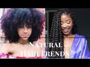 american hair does for the summer 2017 spring summer natural hairstyles for black african american women youtube