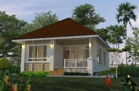 Plan Houses Home Type C Golden Sea Village Your New House In Thailand