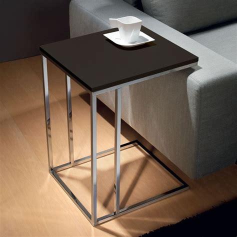 tavolini per divano poco spazio in salotto prova un tavolino lato divano