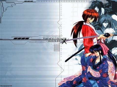 Samurai X 4 samurai x wallpapers wallpaper cave