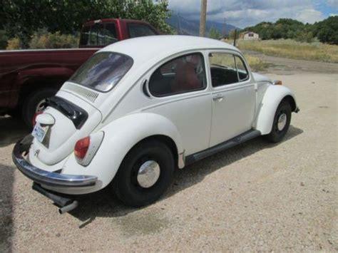 used volkswagen utah purchase used volkswagen beetle 1972 in utah united