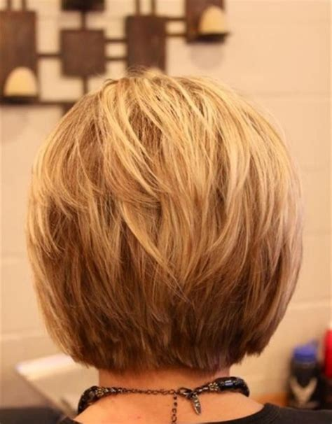 short hair back images short bob hairstyles layered back hollywood official